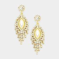 jewelry, earrings, rhinestone