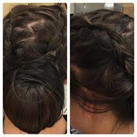 prom, up-do