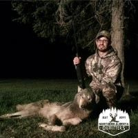 Wolf Hunt Northern Alberta Outfitters