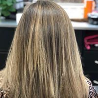 Hair Color, Balayage, Salon