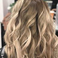 Balayage, lightner, color