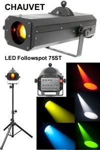 LED Followspot light for rent