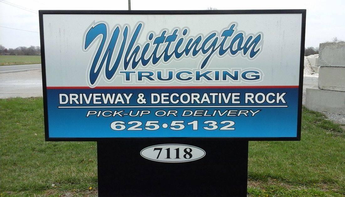 Whittington Trucking