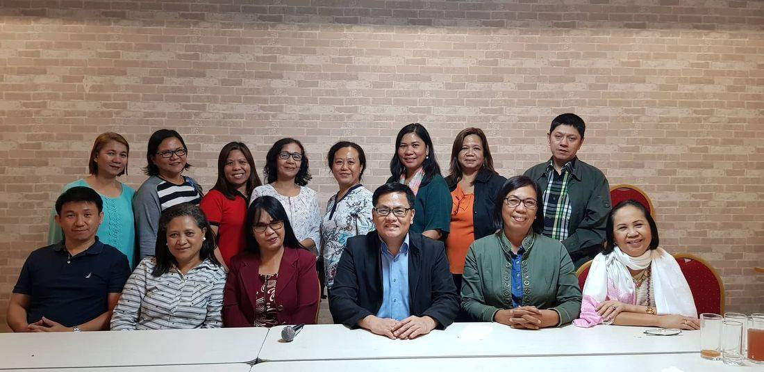 PAREB (Philippine Association of Real Estate Brokers)   Cagayan Valley Chapter   OFFICERS and BOARD OF DIRECTORS, cagayan valley real estate brokers, cagayan valley pareb officers