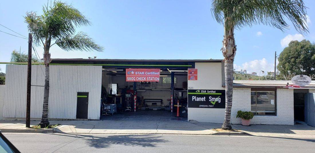 Smog Check, Smog test, Smog check near me