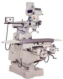 Modern Manual milling Machine