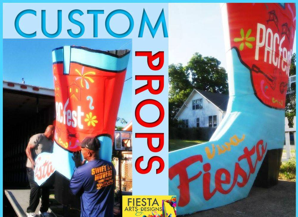 parade floats designers in Texas