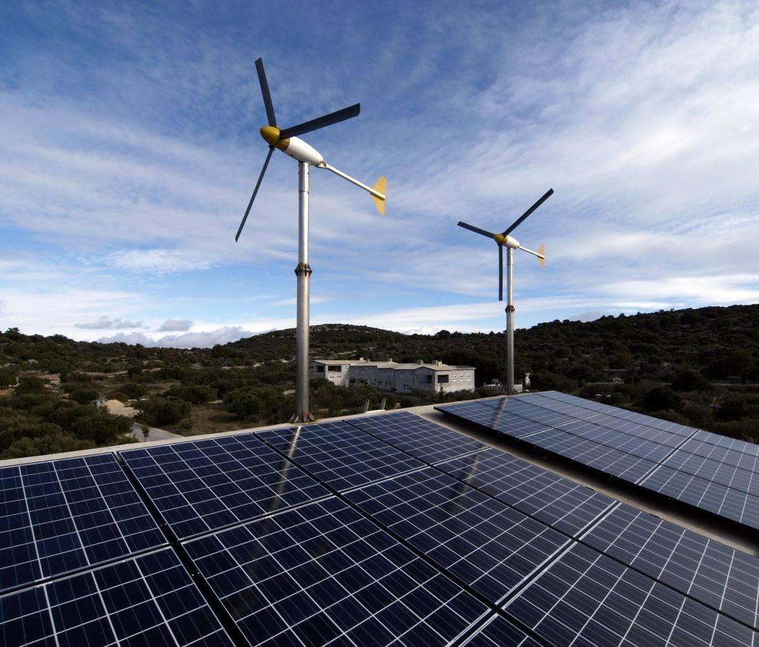 Solar, Wind, Spruce Grove