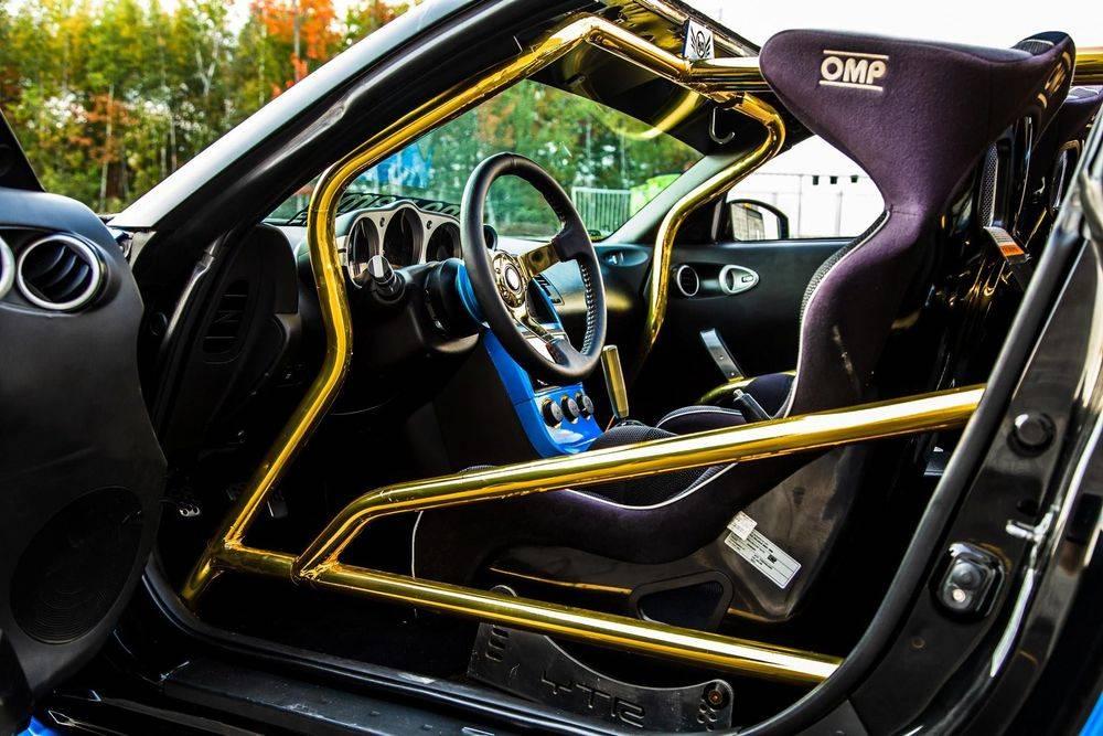 Alex's Z33 Targa