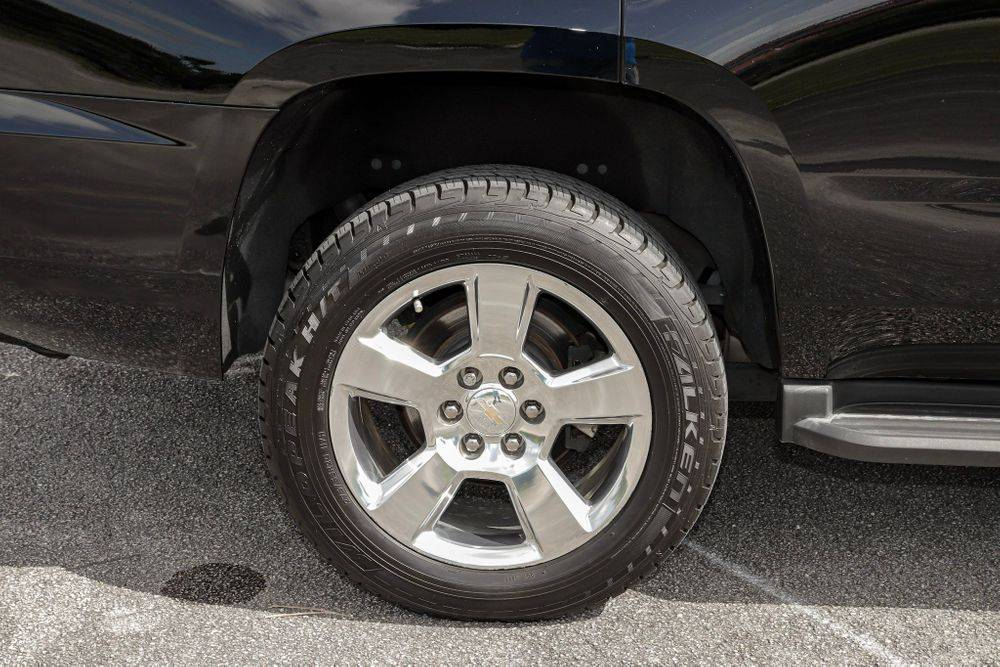 Chevy Tahoe for rent. Miami Rental Car company.