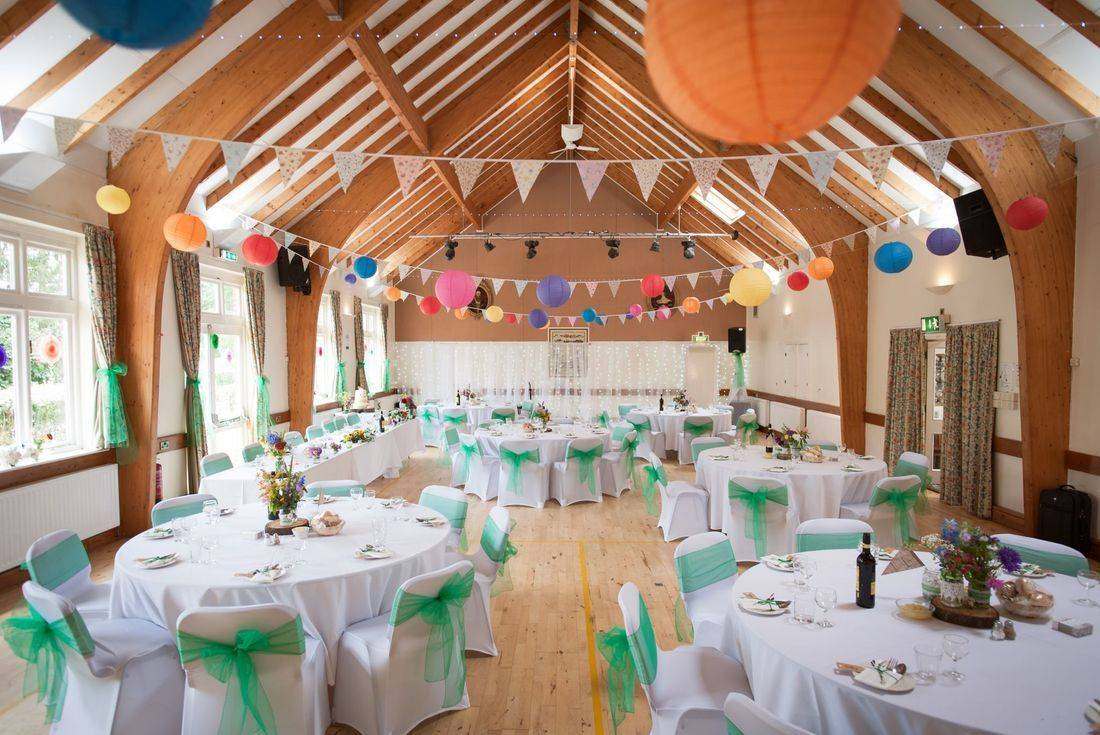 wedding decoration service dorset
