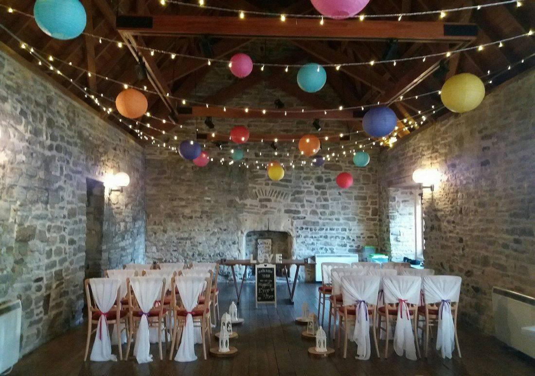 Wedding decorator dorset