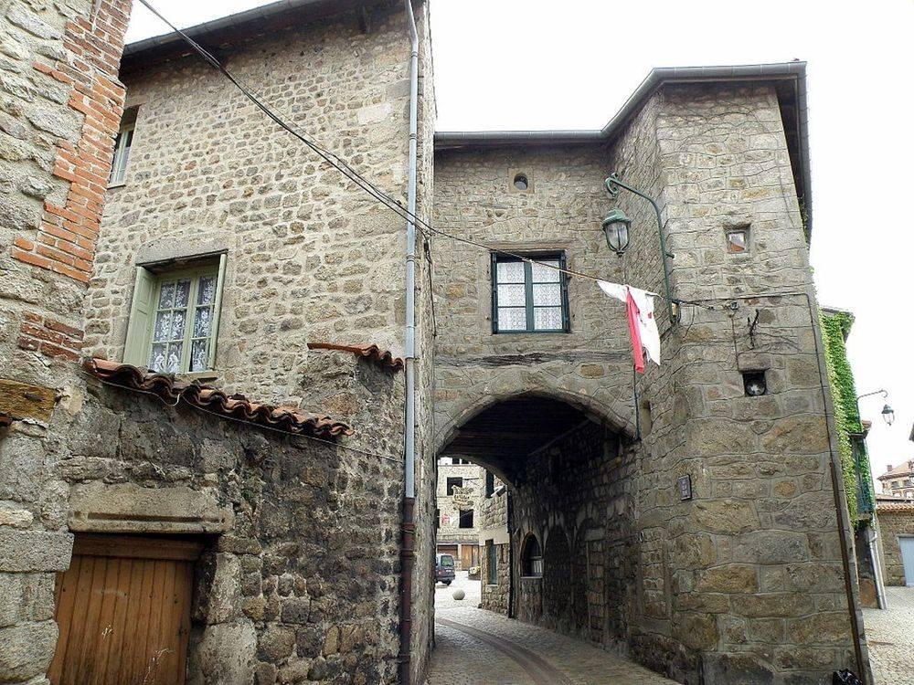 La Toune Saint Didier en Velay Chez Martine et Philippe