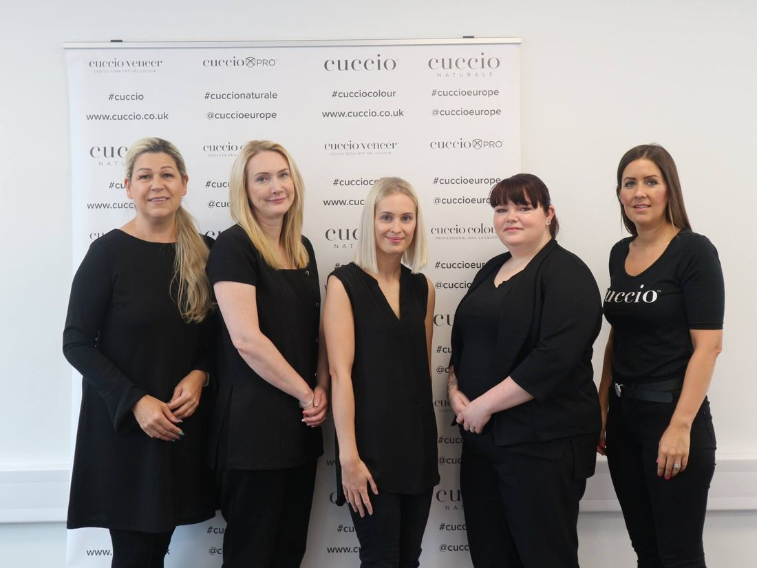 cuccio educators nail training, nail courses, nail training north west, bury, manchester, cuccio nail course, nail educator manchester, become a nail technician
