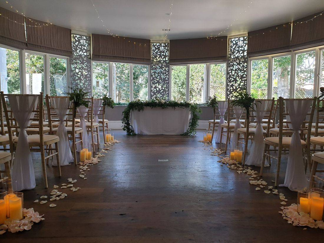 Weddings at The Green House Eco Friendly Hotel in Bournemouth