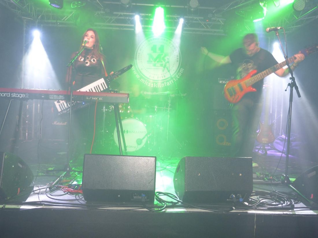 The Hallows Live
