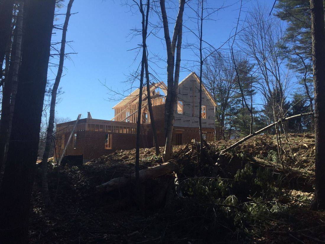 House Building Southern Maine