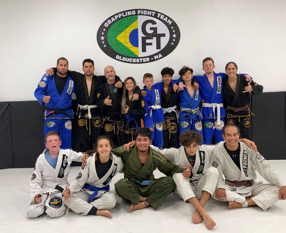 BJJ for All Levels Class
