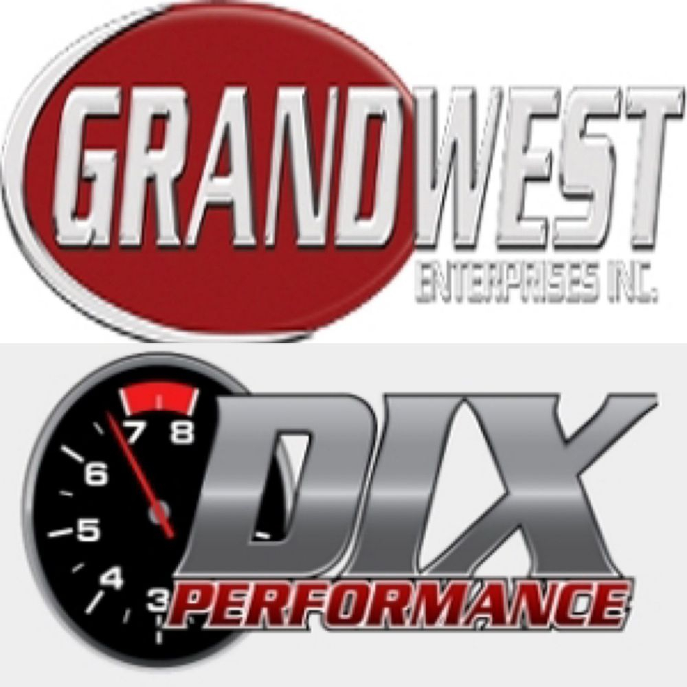 GrandWest and Dix Performance Logos
