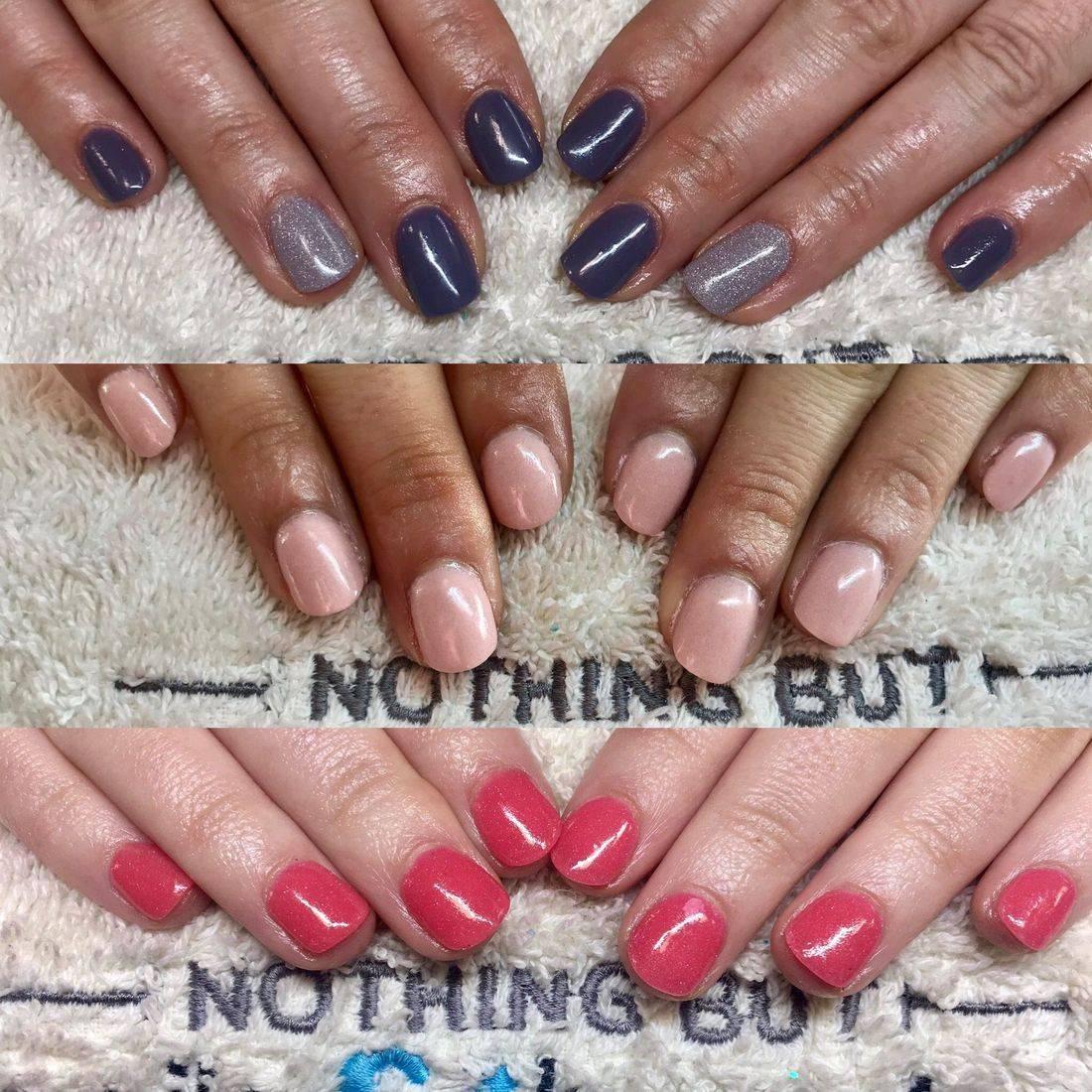 Natural nails bury, acrylic dip nails bury