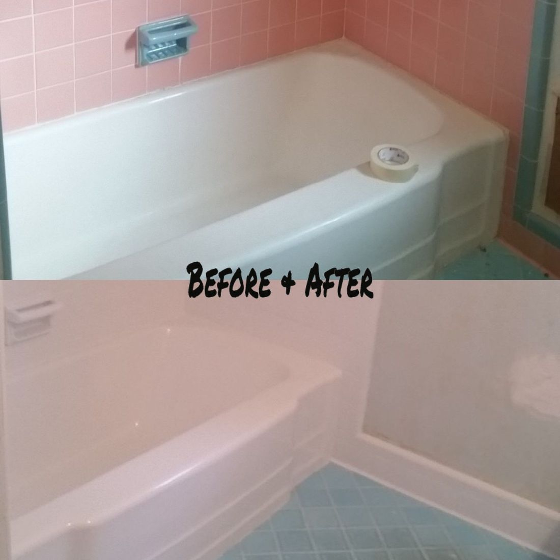 Bath Tub and Tile Refinishing