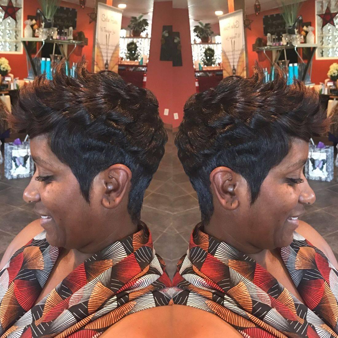 Edgy Haircut