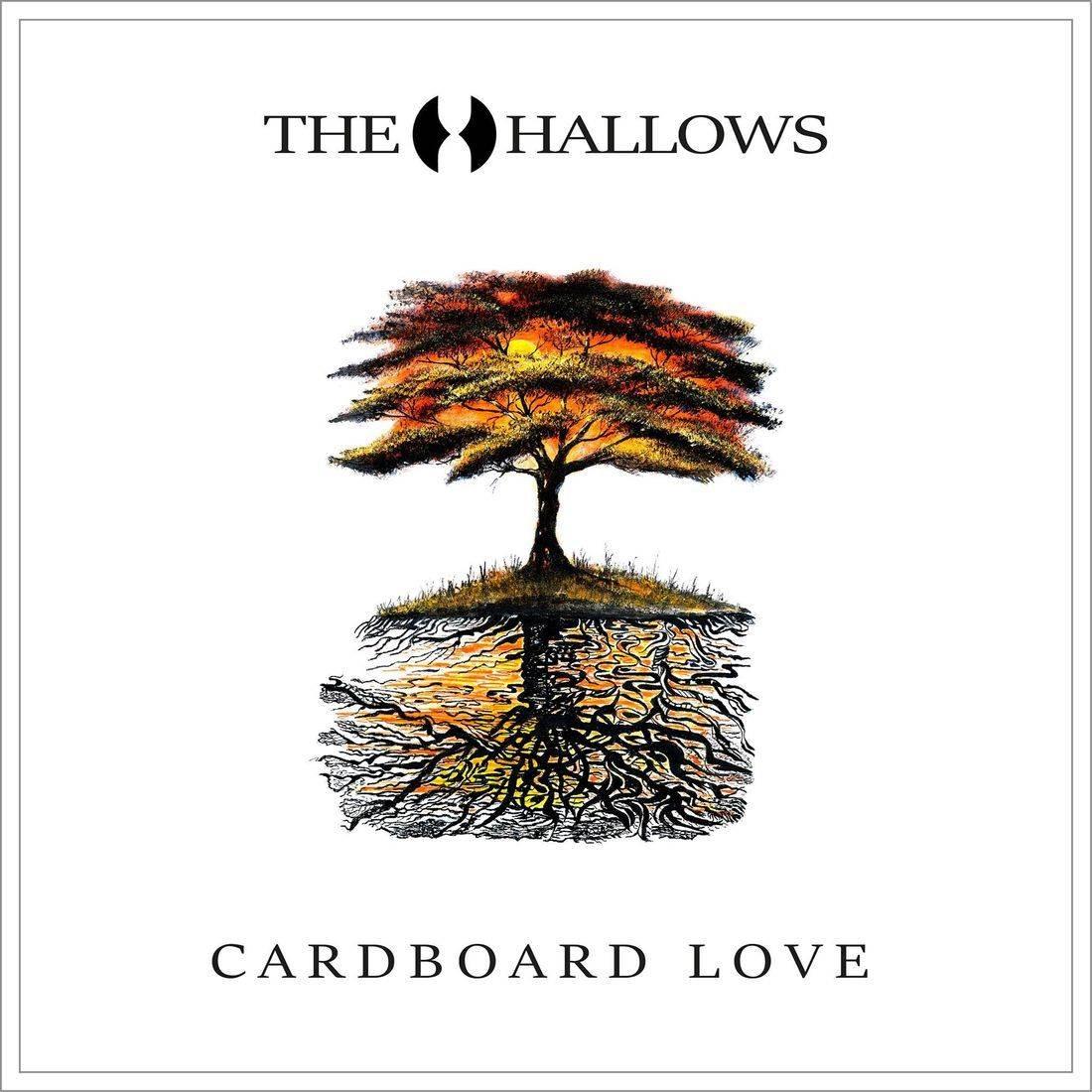 The Hallows Cardboard Love
