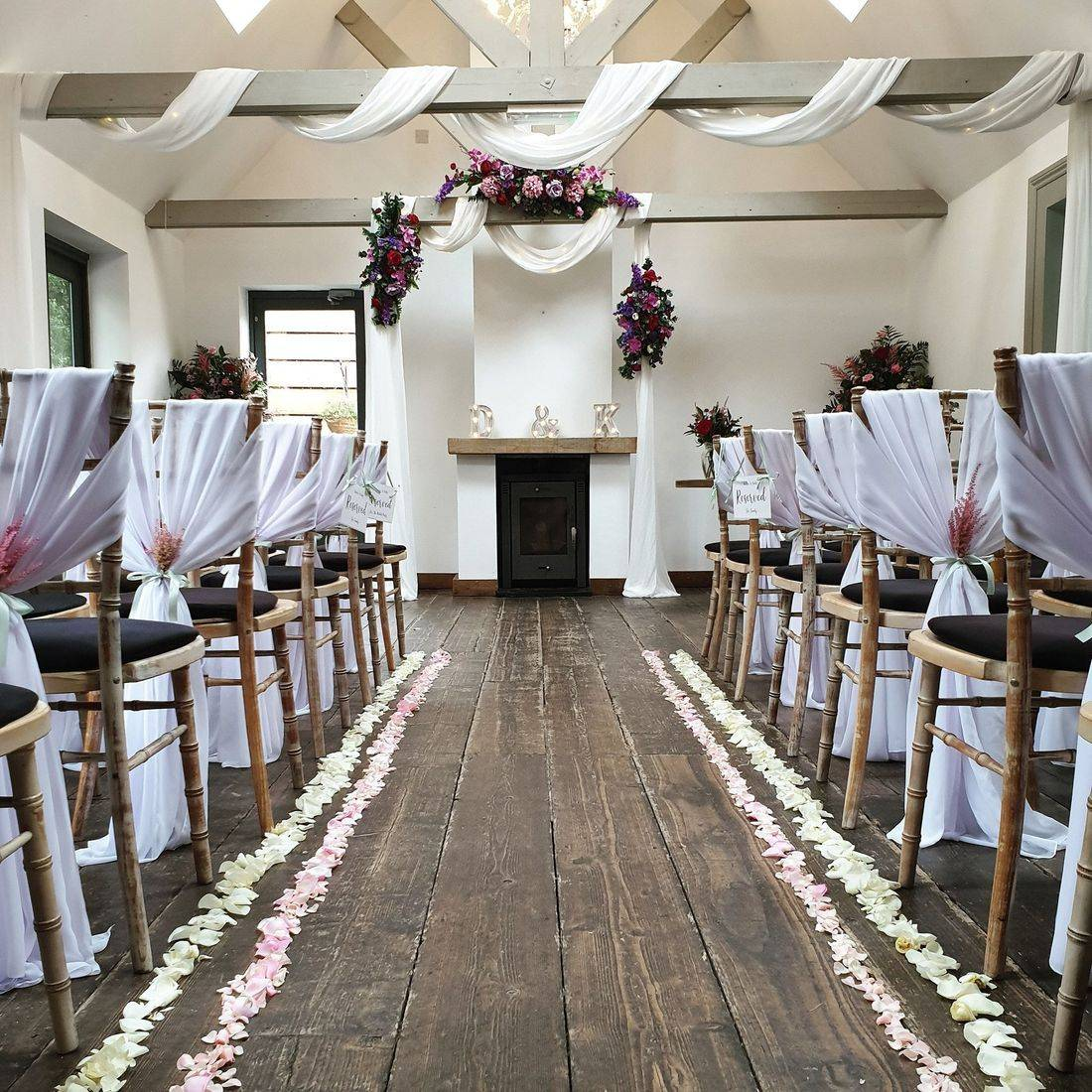 Wedding Venue Decorator Dorset