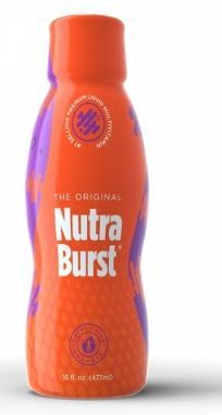 Nutraburst, Vitamin, Liquid, Multivitamin
