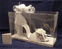 I Love Shoes - Pearl Swirl - 3D shoe & box