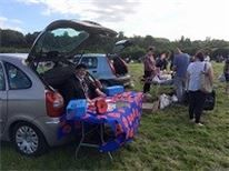 Fundraising event for Forest Dog Rescue, Worcestershire