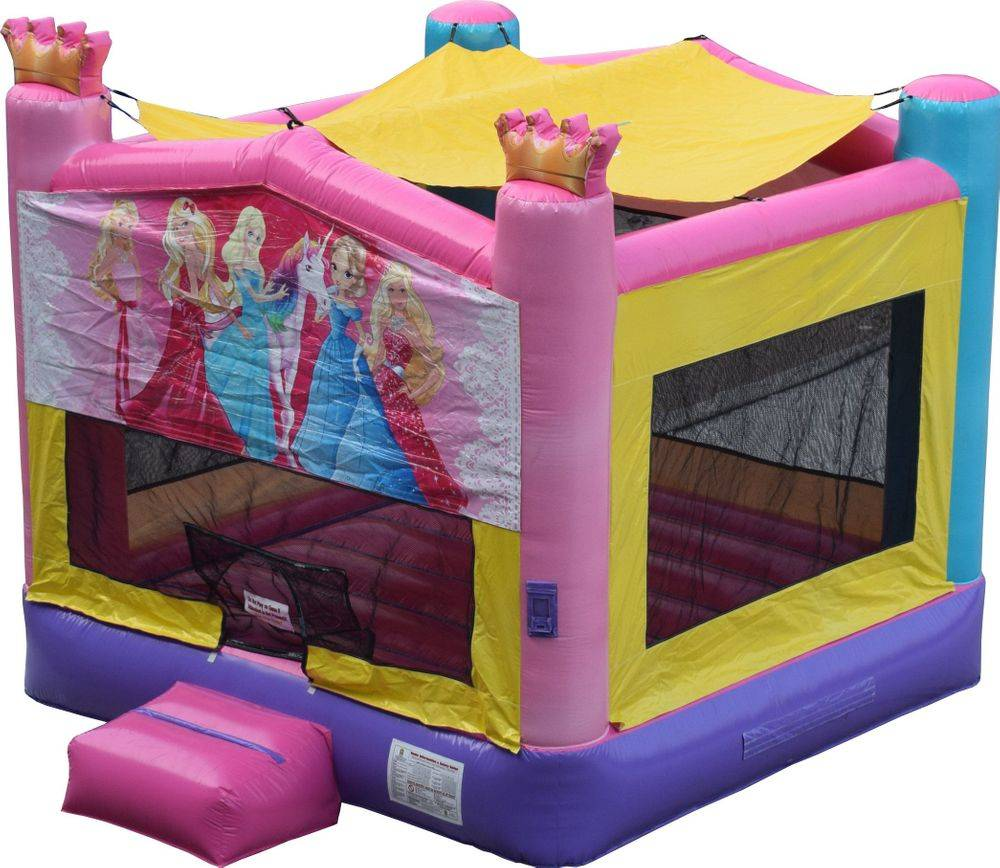 Sparkle Princess Castle Bounce