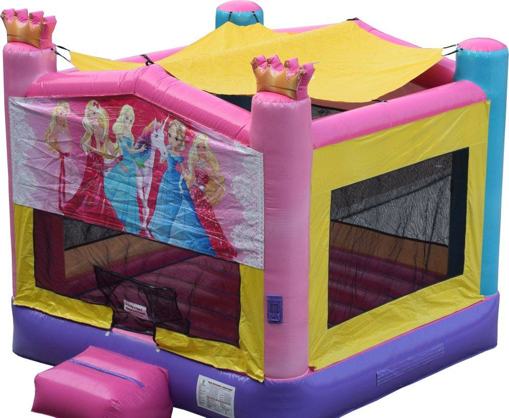 Princess Bounce Houses
