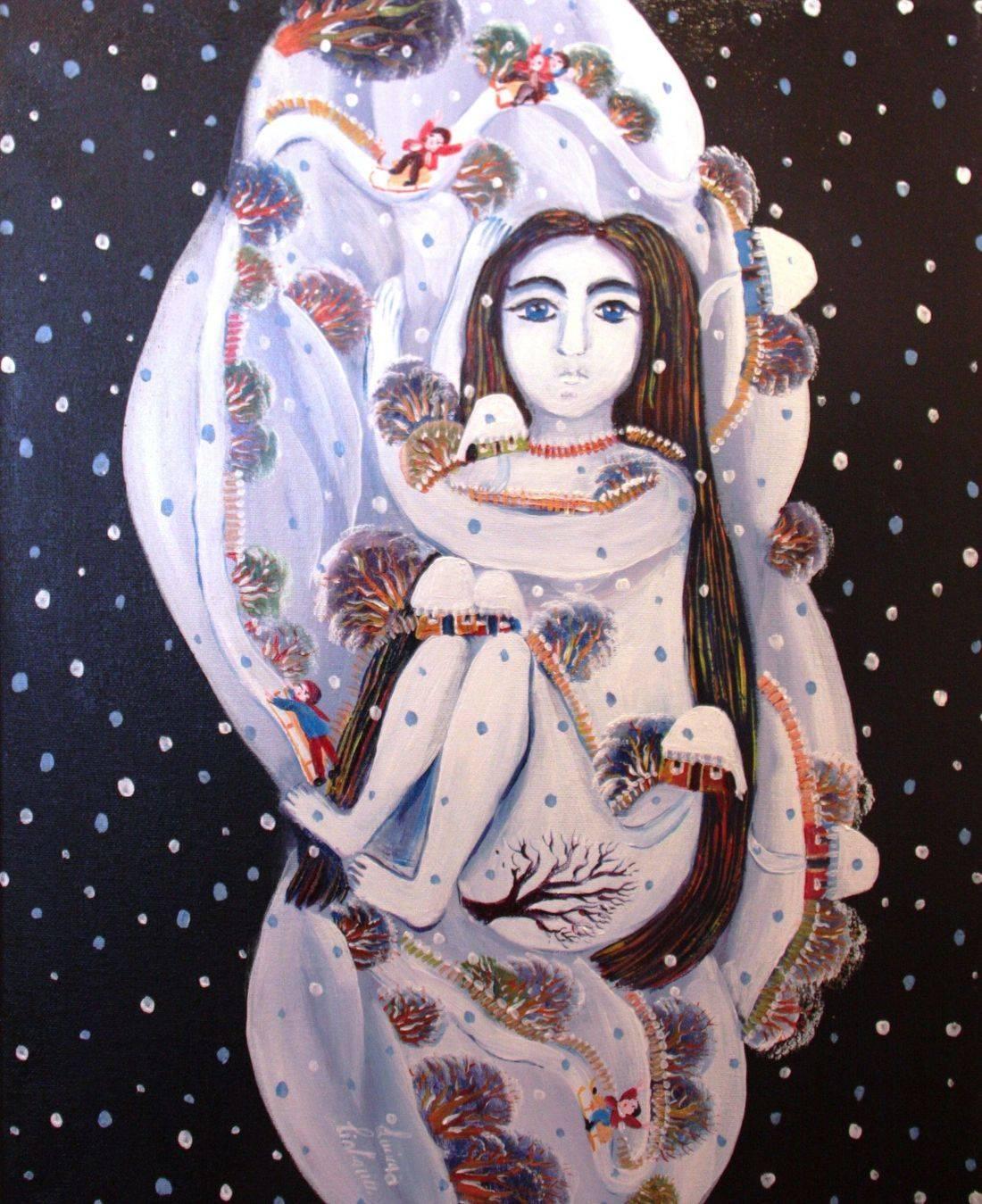 Pictura Naiva - Lucica Ciobanu
