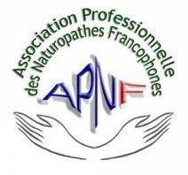 logo APNF association professionnelle naturopathes francophones