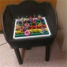 Party Ring Toss Game for kids