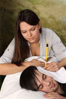 Ear Candles by Naturhelix the natural remedy for many problems of the Ear.