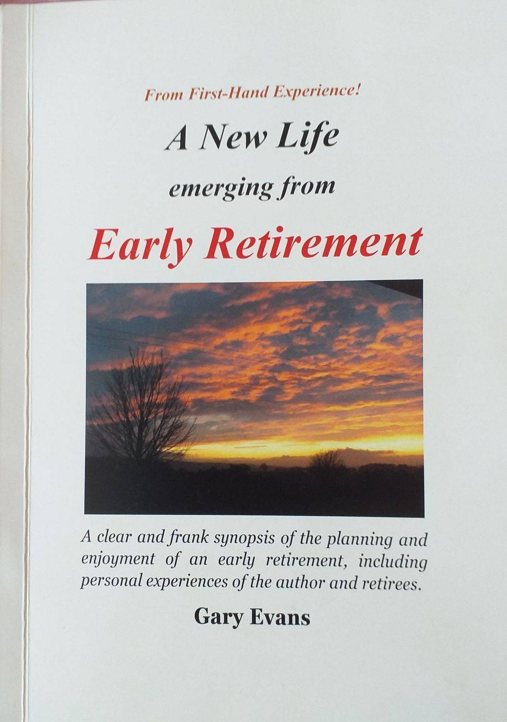 early retirement, planning for the future