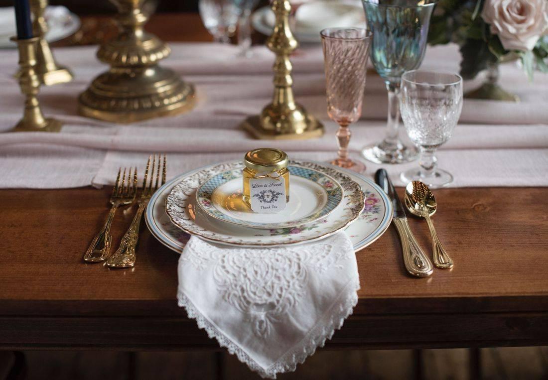 mismatched vintage china nj vintage goblets