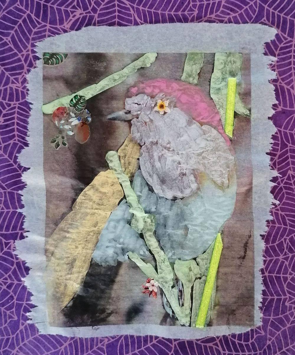 Aquarelle, Oiseaux, Portrait animalier, Histoire de l'art