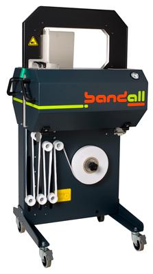 Bandall Stand-Alone Banderolierer Verpackungsmaterial