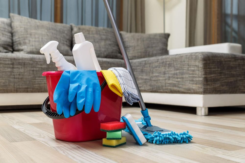 Cleaning Services Near Millsboro DE