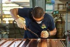 calentadores solares fabricados en Puerto Rico