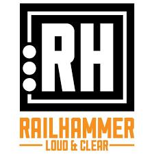 Railhammer Brand Pickups Logo