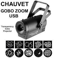 Chauvet Gobo Zoom Projector for rent