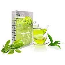 Green tea, detox, pedicure, pedi, in a box, foot scrub, hard skin, exfoliate feet