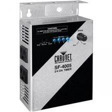 Chauvet 4 channel light timer for rent