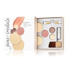 Jane Iredale, Makeup Kit, Pure and Simple, Travel Kit