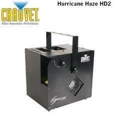 Chauvet Hurricane Haze HD2 Haze Machine