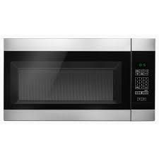 amana over the range microwave otr stainless steel